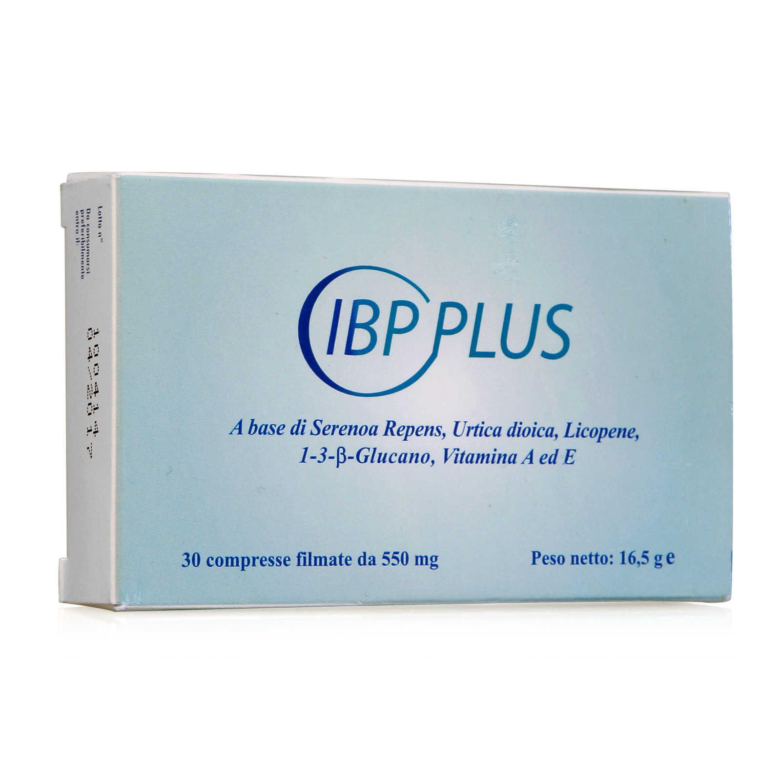 Ibp Plus - Compresse