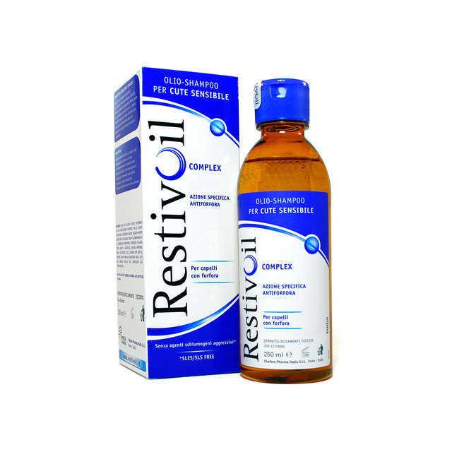 Restivoil - Complex - Antiforfora