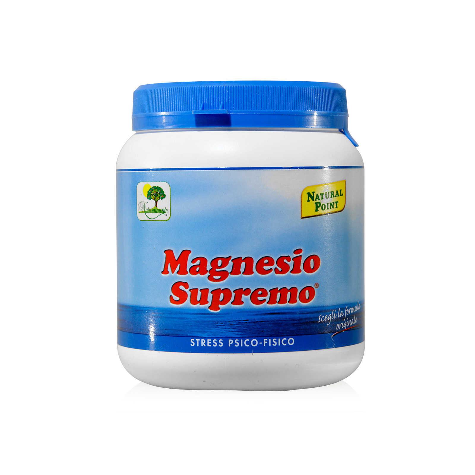 Magnesio Supremo - Polvere - 300g.
