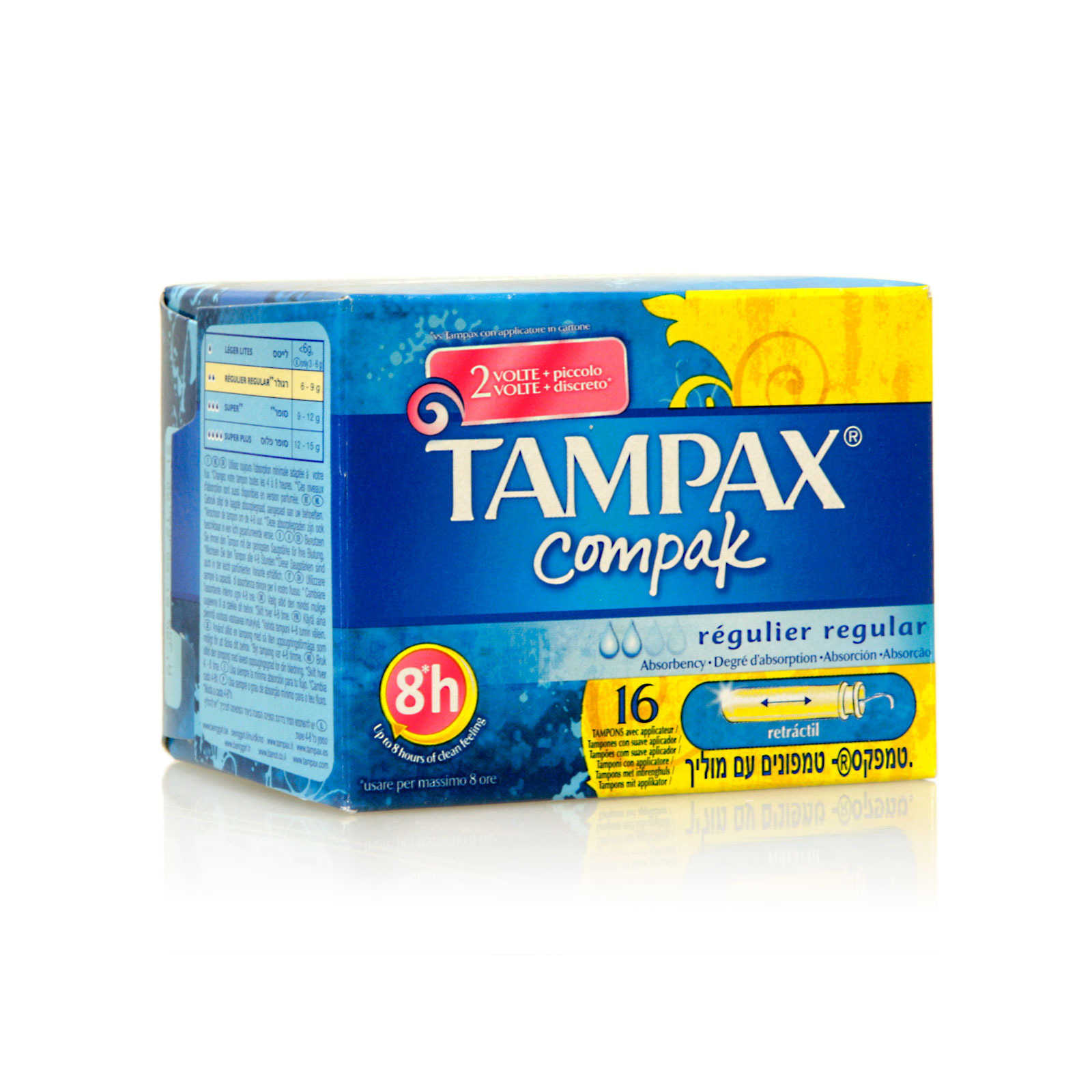 Tampax - Compak - Regular