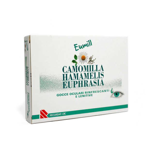 Eumill Gocce Oculari - Camomilla, Hamamelis, Euphrasia