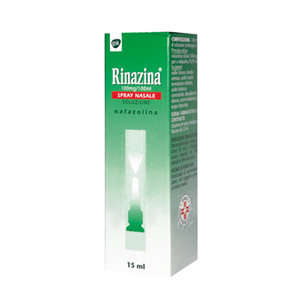 Rinazina - RINAZINA*SPRAY NAS 15ML 0,1%