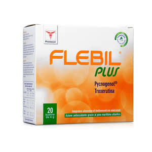 Flebil - Plus Bustine - Integratore Alimentare