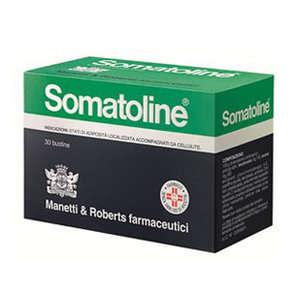 Somatoline - Emulsione in Bustine - 0,1% + 0,3%