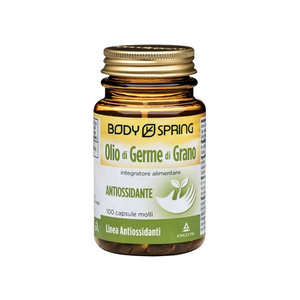 Body Spring - Olio di Germe di Grano