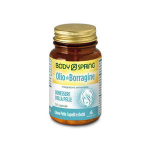 Body Spring - Olio di Borragine