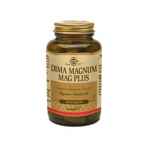 Solgar - Dima Magnum Mag Plus