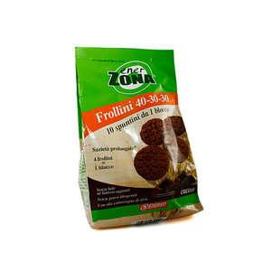 Enerzona - Frollini 40-30-30 - Cacao