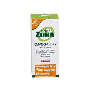 Enerzona - Omega3 Rx - 48 Capsule