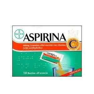 Aspirina - ASPIRINA*OS GRAT 10BUST400+240