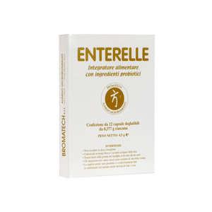 Enterelle - Integratore Alimentare e Riequilibrante della Flora Batterica