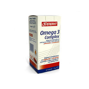 Enervit - Omega 3 Complex - Integratore Alimentare