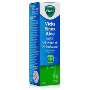 Vicks - Sinex Aloe - Spray