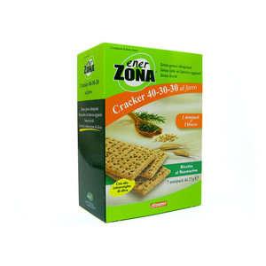 Enerzona - Cracker al farro - Ricetta al rosmarino