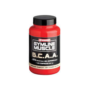 Gymline Muscle - Gymline Muscle - BCAA - 300 capsule