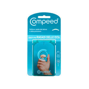 Compeed - Cerotti per ragadi delle dita