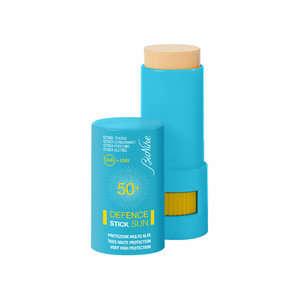 Bionike - Protezione solare per viso e labbra - Defence Sun - Stick Zone Delicate - SPF50+