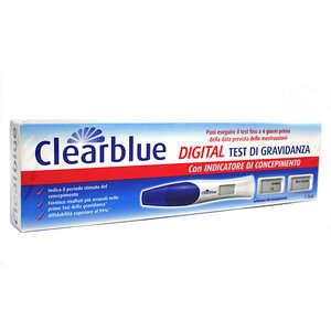 Clearblue - Test di Gravidanza Digitale
