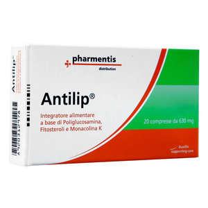 Antilip - Integratore Alimentare - 20 compresse