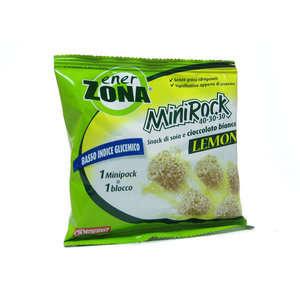 Enerzona - Mini Rock Lemon - 1 Minipack