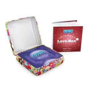 Durex - Love Box Pleasure Collection