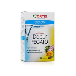 Ortis - Metodren - Depur Fegato Detox