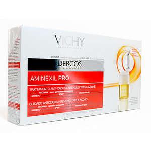Vichy - Aminexil Pro - Anticaduta Donna - 30 flaconi