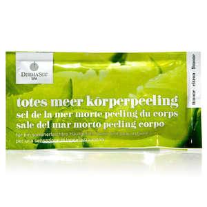 Derma Sel - Sale del Mar Morto - Peeling Corpo - Limone