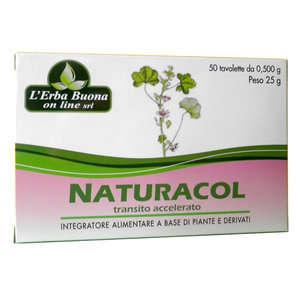 L'erba Buona - Naturacol - Funzionalità dell'intestino