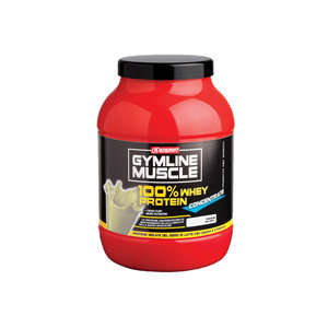Gymline Muscle - 100% Whey Protein - Concentrate - Banana