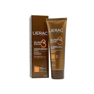 Lierac - Sunific Suncare - Latte Attivatore Abbronzante Ricco Iridescente SPF 6