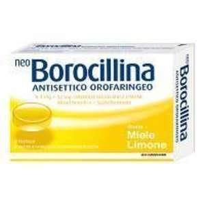 Neoborocillina - NEOBOROCILLINA A.O.*20PAS MIEL