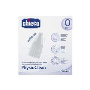 Chicco - PhysioClean Kit - Ricambi Aspiratore