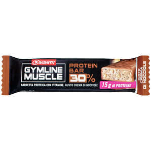 Gymline Muscle - Gymline Muscle - Protein Bar 30% - Crema Nocciole