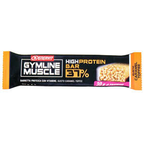 Enervit - Gymline Muscle - Protein Bar 37% - Caramel Toffee