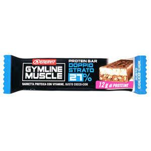 Enervit - Gymline Muscle - Protein Bar 27% - Cocco-Ciok - Barretta Proteica