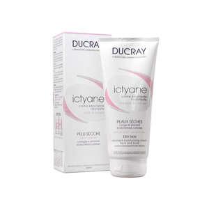 Ducray - Ictyane - Crema Emolliente Idratante