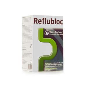 Reflubloc - Integratore per il benessere della digestione in Bustine - Aroma Menta