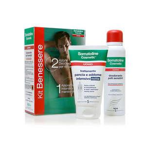 Somatoline - Kit Benessere - Crema + Deodorante