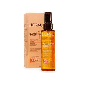 Lierac - Sunific - protezione Solare Olio Satinante SPF30