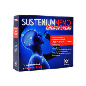 Sustenium - Sustenium Memo - Energy Break