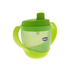 Chicco - Tazza Pappa - 12+ mesi - Verde