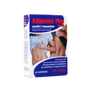 Adipesina - Integratore Alimentare con Cromo per la dieta - Azione Notte Plus