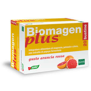 Biomagen - Plus - Arancia Rossa