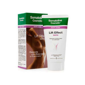 Somatoline - Crema Rassodante - Cosmetic - Lift Effect - Seno