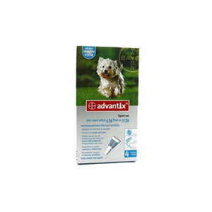 Advantix - Spot On - Cani 4-10 Kg.