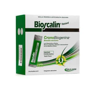 Bioscalin - con Cronobiogenina - Anticaduta del capello in Buste