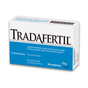Tradafertil - Integratore Alimentare in Compresse contro l'infertilità