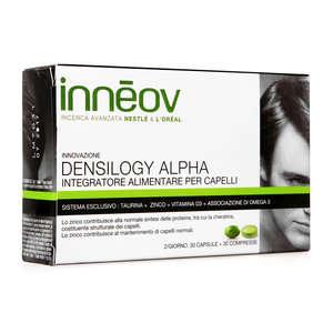 Inneov - Integratore alimentare contro la caduta dei capelli - Densilogy Alpha