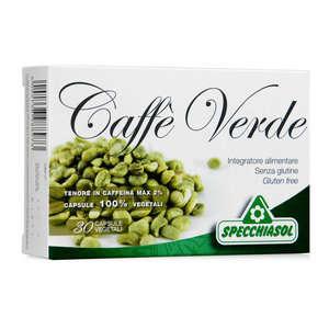 Specchiasol - Caffe' Verde in Capsule